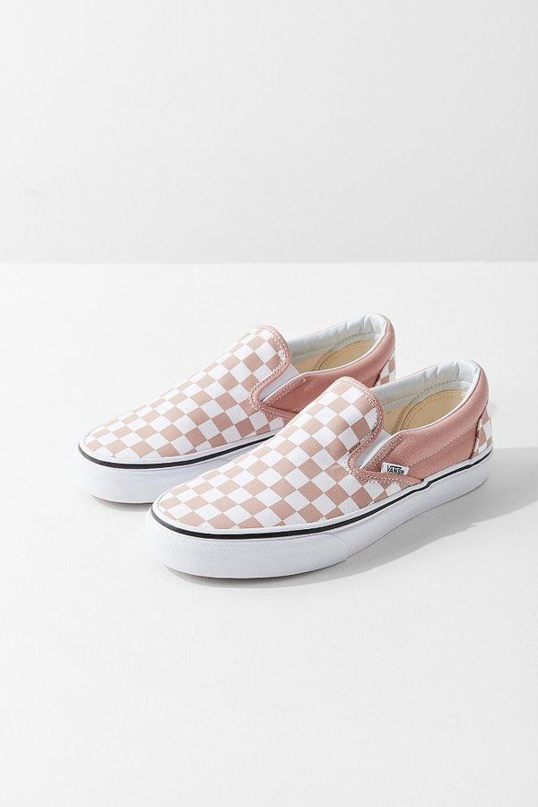 Vans Checkerboard Slip-On Sneaker  4197ed1ef