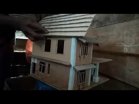 Miniatur Replika Rumah Miniatur Rumah