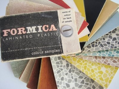 Some rare formica samples that I was lucky enough to buy.