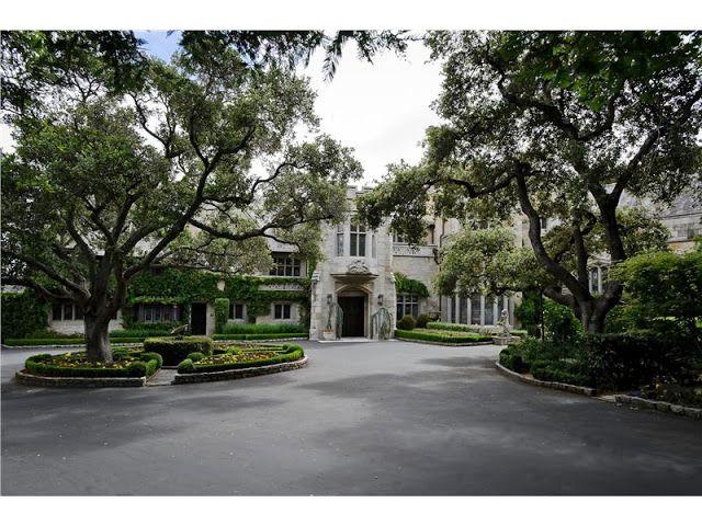 House Gawking: Majestic Hillsborough Estate, California