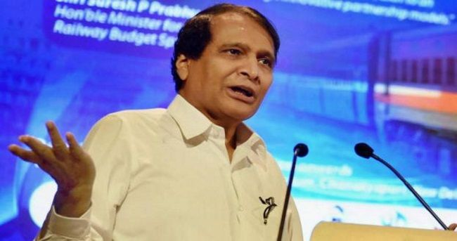 """Ministry of Commerce and Industry had been engaging with business associations and governments in Latin America, East Asia and Europe, to create market for Indian products"" Union Minister for Commerce and Industry Suresh Prabhu said in Delhi on ASSOCHAM 5th India Luxury Summit, 2017."