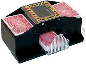Electronic Card Deck Shuffler - Flintstop.com @ Rs.699