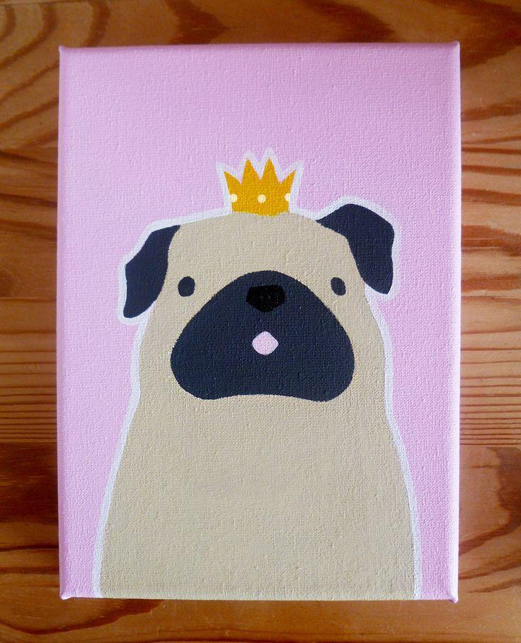 The Little Canvas: 25+ Best Ideas About Princess Canvas On Pinterest