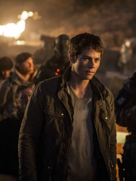 Dylan O'Brien - Thomas - #TheScorchTrials