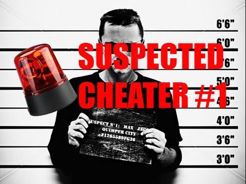 Suspected Cheater #1 CS:GO Overwatch