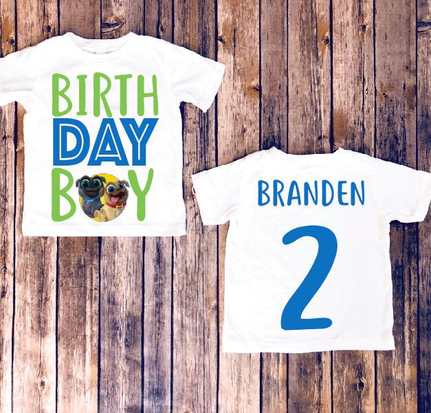 Puppy Dog Pals Birthday Shirt Puppy Dog Pals Shirt Puppy Dog Pals Birthday Disney Birthday Puppy Boy Birthday Parties Puppy Birthday Puppy Birthday Parties