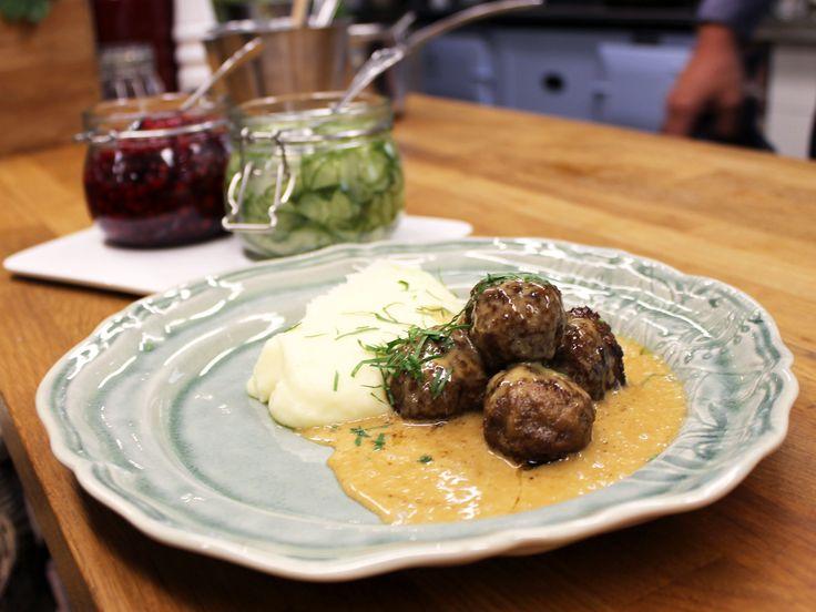Köttbullar, Pelle Johanssons recept | Recept från Köket.se