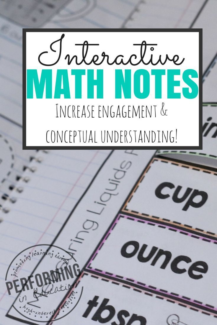 Interactive Math Notebook obsession! Check out the beautiful, colorful notebooks in this teacher's classroom!