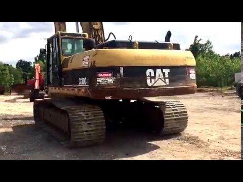 Caterpillar 330CL CAP01484 Crawler Excavator For Sale