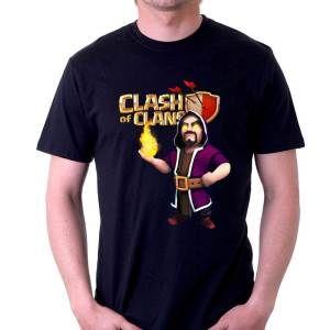 Kaos Clash of Clan COC021 The Wizard