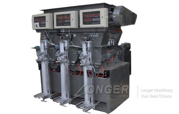 Gypsum Powder Packing Machine For Sale if you need this machine, please email me lisa@machinehall.com for the machine price and details.