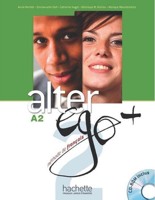 Les Zexperts - Quel manuel de FLE pour le niveau A2? Alter Ego Plus 2, le test