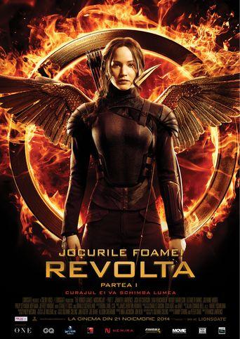 Filmul Jocurile foamei: Revolta - Partea I - The Hunger Games: Mockingjay - Part 1 Jocurile foamei: Revolta - partea 1 - The Hunger Games: Mockingjay - Part 1 online
