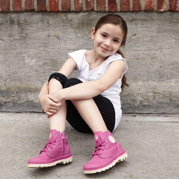 Take a look at the Palladium Kids event on zulily today - Chaussures et maroquinerie - Chaussures enfant - Palladium