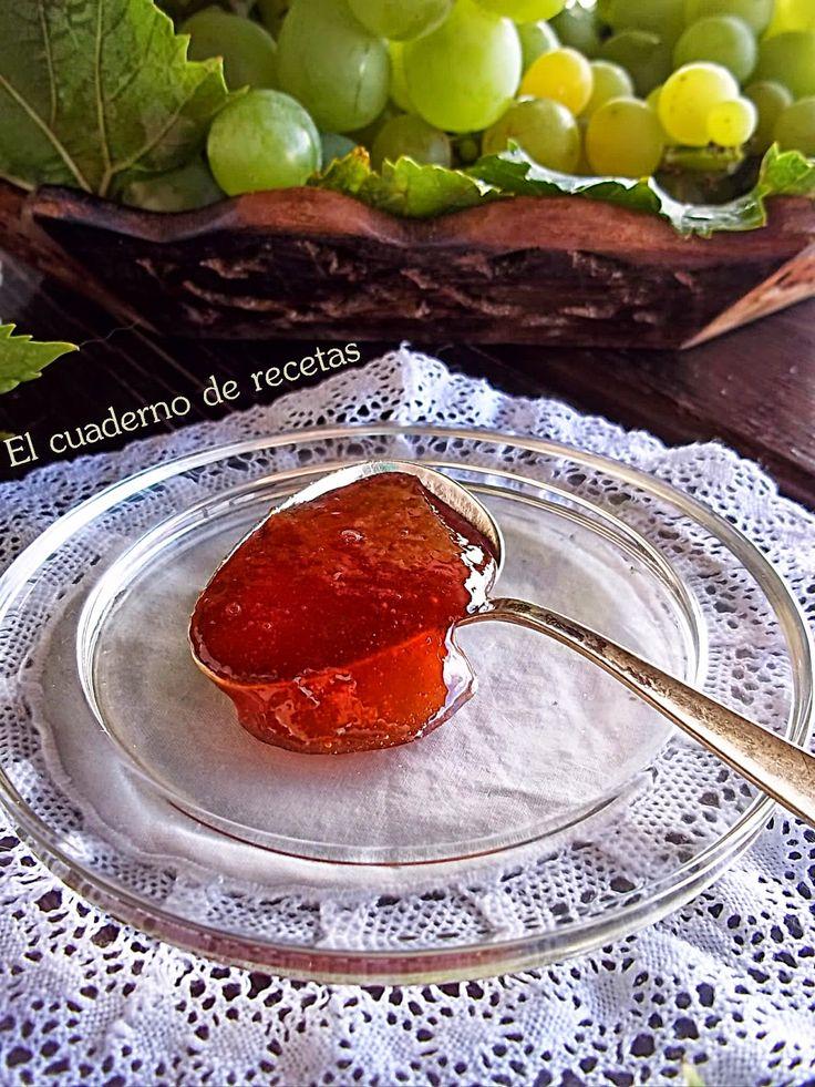 Mermelada extra de uvas