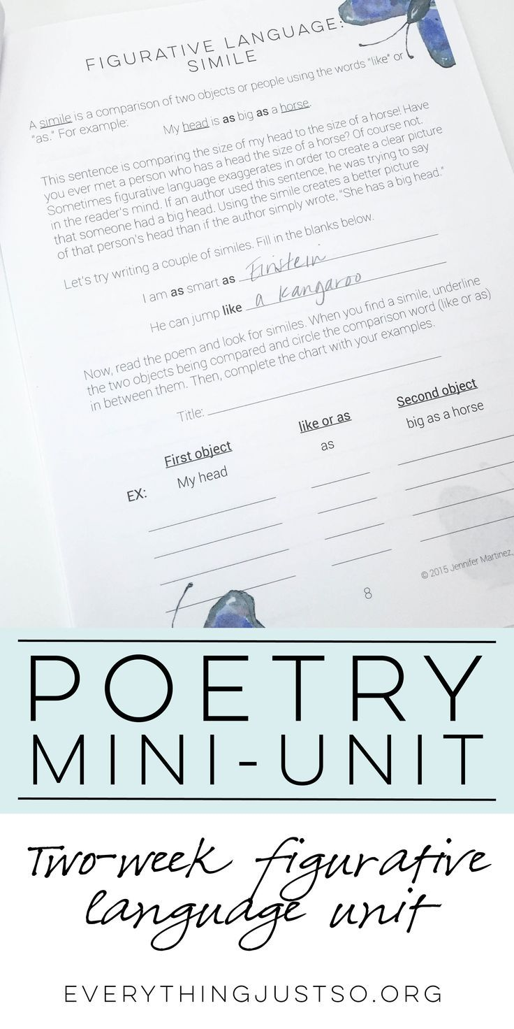 103 best writing ideas for upper elementary images on pinterest everythingjustso looking for a simple way to teach important figurative language terms spiritdancerdesigns Images