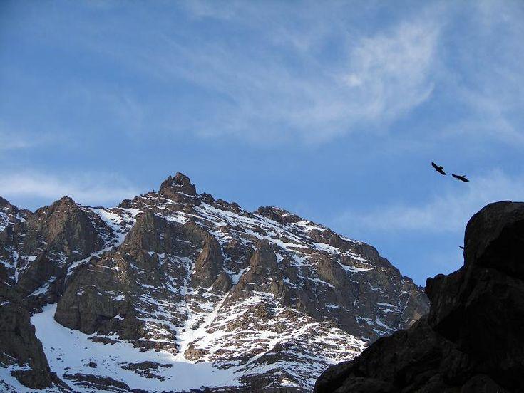 DJEBEL TOUBKAL (MAROC) – 4 167 m
