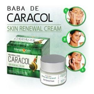 Baba De Caracol Skin Renewal Cream Multi-purpose Treatment for Face, Hands and Body (50 Ml) by Milex. $17.62. Allantoin repairs and regenerates tissue, glycolic acid provides a natural peeling that renews and rejuvenates, collagen and elastin is essential for skin tightness and firmness and vitamins and proteins nourishes and soften skin. Daily use helps fortifying and renewing skin tissues. Baba de Caracol snail cream is a multi-purpose treatment for face, hands and bo...