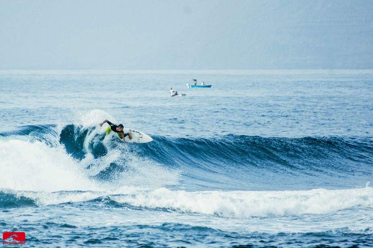 Top 5 beginner beaches in Lanzarote. #surf #Lanzarote #surftrip #surfholidays