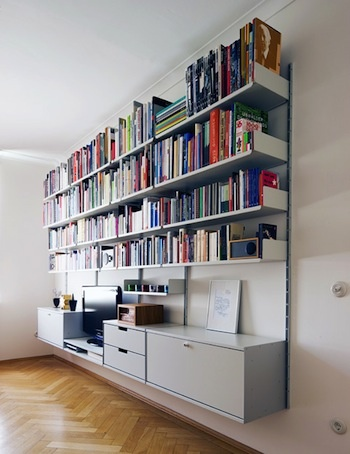 Dieter Rams 606 Shelving System. home sweet home