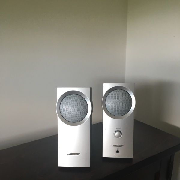 For Sale: Bose Companion 2 Speakers  for $70
