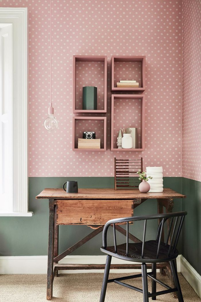 1001 Ideen Fur Bilder Fur Wandfarbe Altrosa Die Modern Und Stylisch Sind In 2020 Wandfarbe Wohnzimmerfarbe Haus