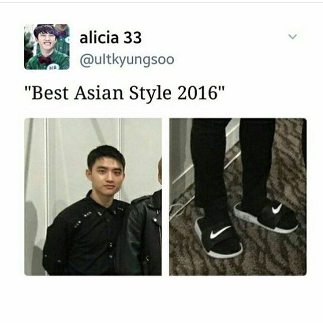 Love u kyungsoo but this is hilarious