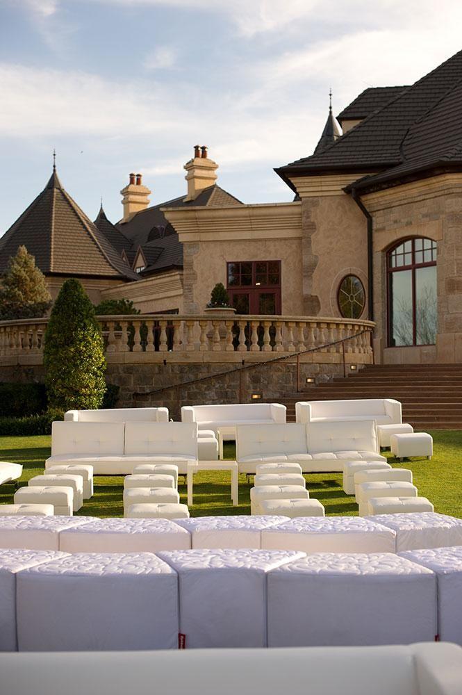 We Love This Modern Outdoor Lounge Area At Gaillardia