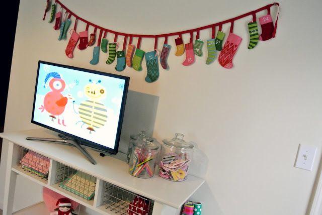 Advent Calendar Ideas Wife : Little baby garvin advent calendar toddler activities