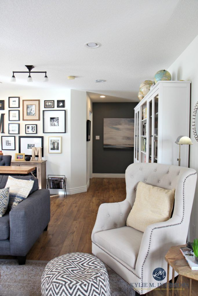 E design consultant  Kylie M  remodels a family room with photo gallery wall. 17 Best images about My Decorating Blog Posts on Pinterest   Dark