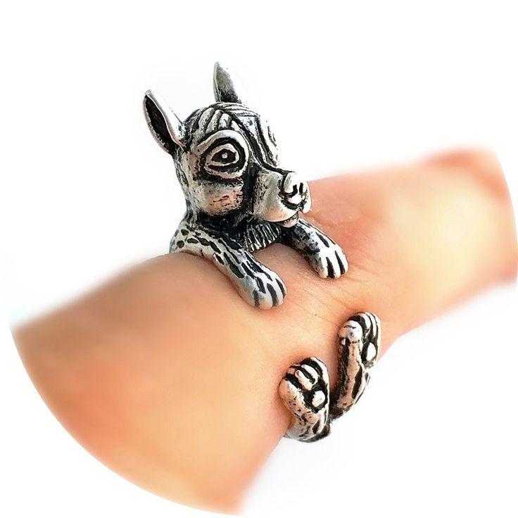 Anillo de Perro Xoloitzcuintle