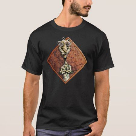 Buckle Warpwoods T-Shirt - tap, personalize, buy right now!