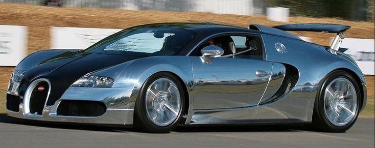 The Outrageous Bugatti Veyron