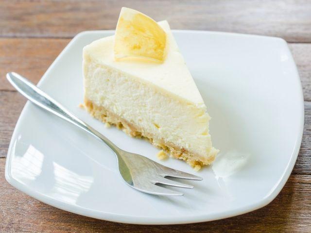 Receta Cheesecake/pastel de queso clásico estilo Nueva York en casaclubtv.com