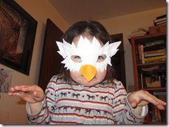 Easy No Sew Eagle Costume Tutorial