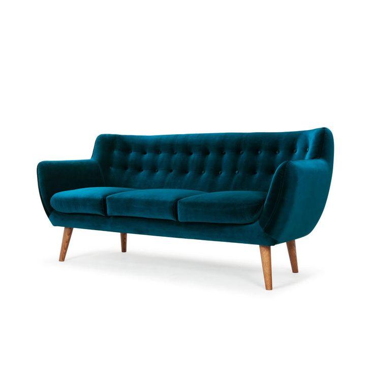 Pssst! Anne har også fået nye klæder ♡  #sofakompagniet #sofa #anne #velour #boligindretning #danskdesign #danishdesign #scandinaviandesign #boliginspiration