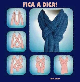 Artigianato con QUIANE - Paps, Stampi, EVA, feltro, cuciture, Fofuchas 3D: Utilizzo sciarpa