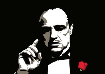 """""""Deixe que seus amigos subestimem suas qualidades e que seus inimigos superestimem seus defeitos."""" (O Poderoso Chefão)"""