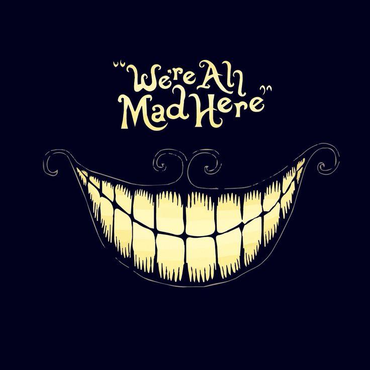 Cute Cheshire Cat Wallpapers Cheshire Cat Screensaver Dark Alice In Wonderland