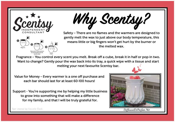 Why you should choose Scentsy #Flammeless #Candle compare to other…