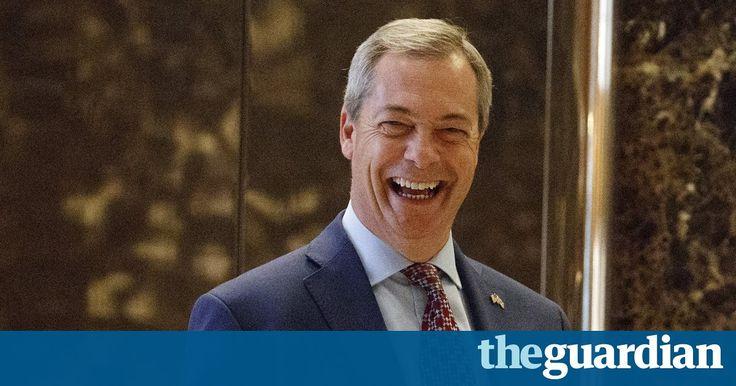 #Nigel #Farage Joins #FOXNEWS As Commentator...