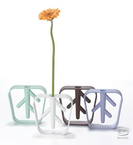 Nekko Bud Vases, +D Design, Holland.
