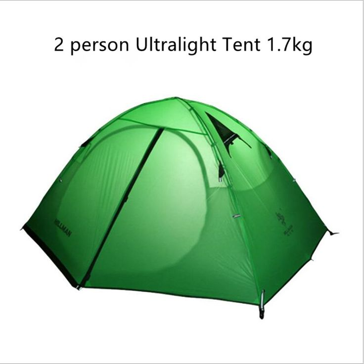 camping signs 1.7KG Ultralight 2 Person Tent 20D Silicone Fabric Double Layers Aluminum Rod Camping Tent Waterproof Fishing Travel Hiking Tent ** View the item in details on AliExpress website by clicking the image