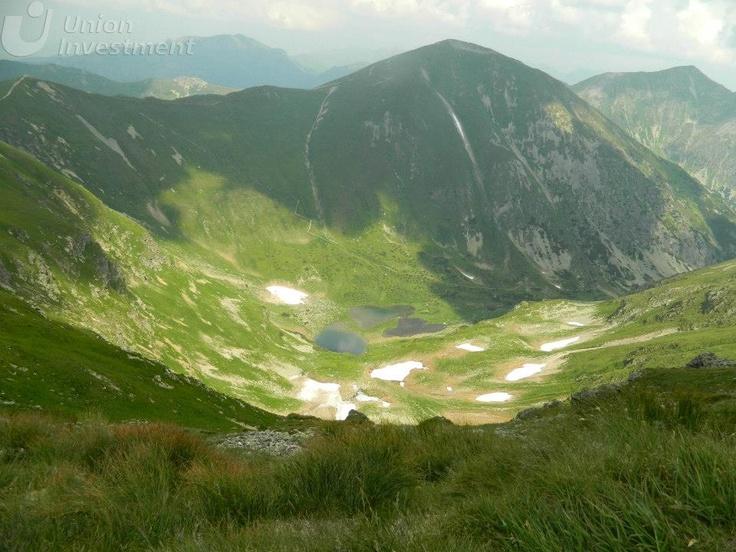 Raz góra, raz dolina, raz jezioro. Fot. Paweł Paśnik
