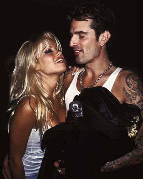 Tommy lee and pam video