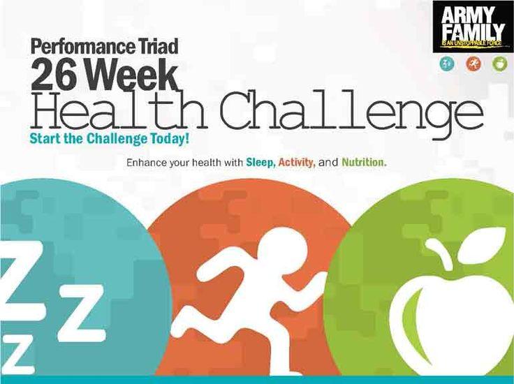 Performance Triad 26 Week Health Challenge