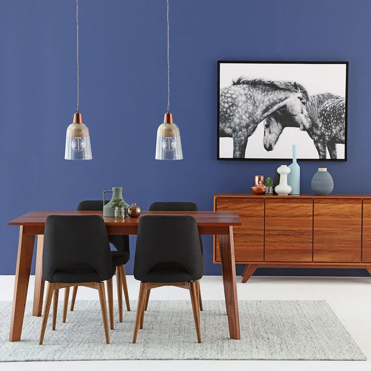 Australian made CARSON dining and matching buffet #diningroom #style