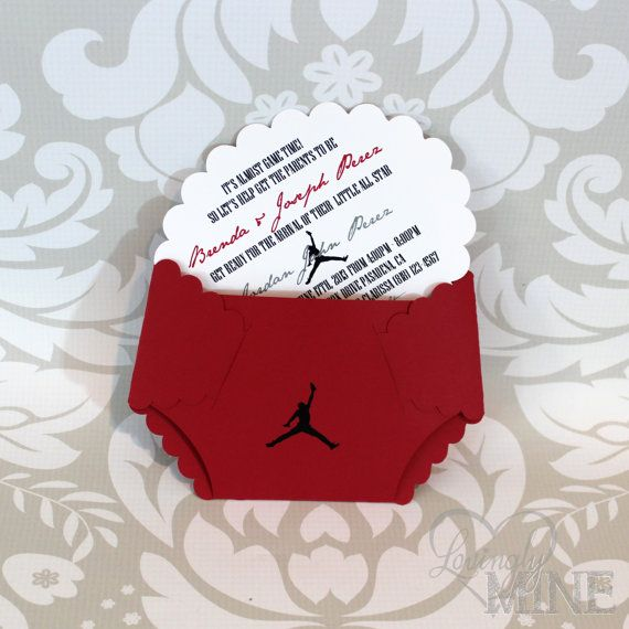 Hey, I found this really awesome Etsy listing at http://www.etsy.com/listing/155469001/jordan-jumpman-inspired-baby-shower