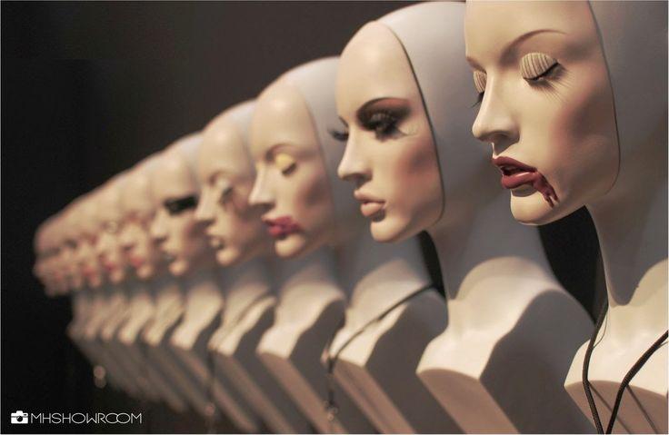 mhshowroom: #EUROSHOP 2014: INSPIRUJĄCE MANEKINY #Window #Mannequins