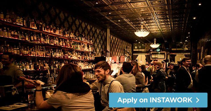 Rocco's Seattle is hiring a Pizza Cook! Apply to your dream job here: https://www.instawork.com/job/roccos-seattle/pizza-cook-line-cook-1491939285?hidemobileSearch=true&rj=true&utm_content=buffer2b509&utm_medium=social&utm_source=pinterest.com&utm_campaign=buffer ROCCO'S #pizza #seattle #jobs